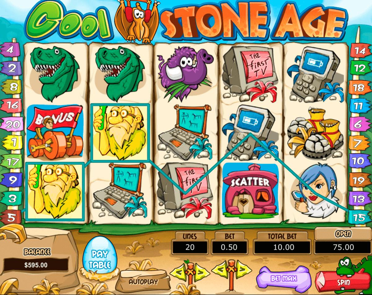 cool stone age pragmatic tragamonedas gratis