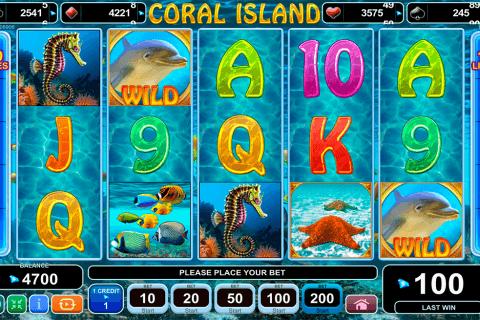 coral island egt tragamonedas gratis