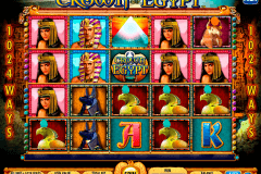 crown of egypt igt tragamonedas gratis
