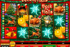 deck the halls microgaming tragamonedas gratis