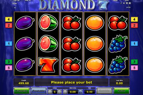 diamond  novomatic tragamonedas gratis