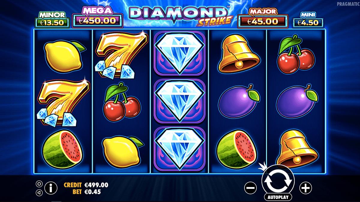 diamond strike pragmatic tragamonedas gratis