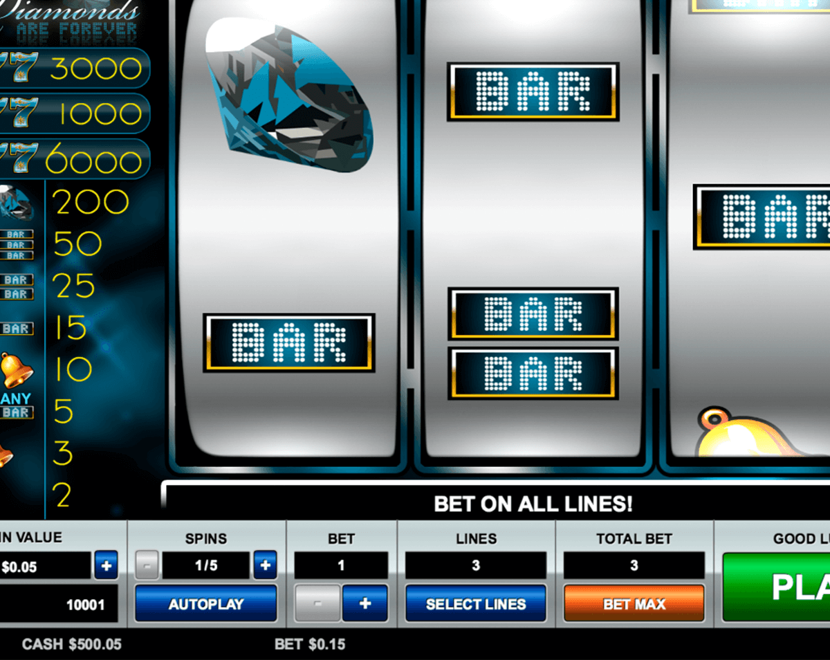 Slot machine diamond gratis