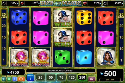 dice of magic egt tragamonedas gratis