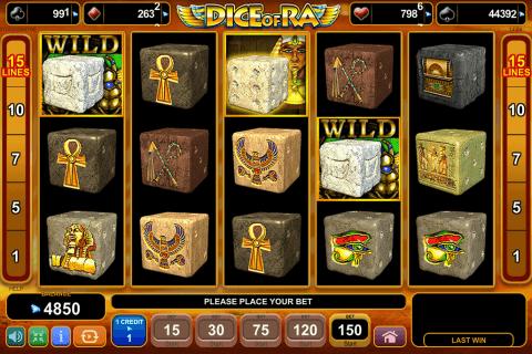 dice of ra egt tragamonedas gratis