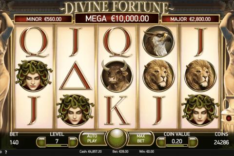 divine fortune netent tragamonedas gratis