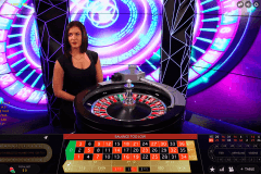 double ball roulette evolution gaming