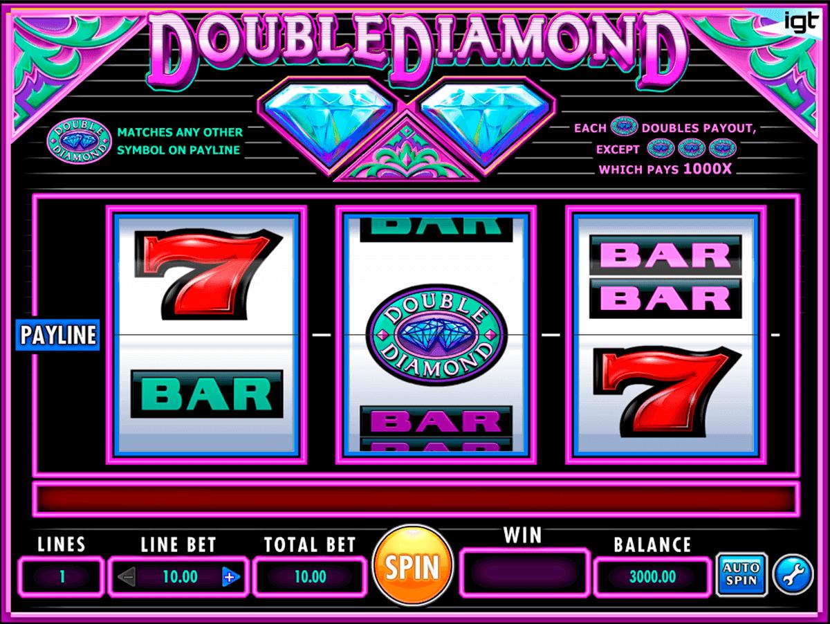 double diamond igt tragamonedas gratis