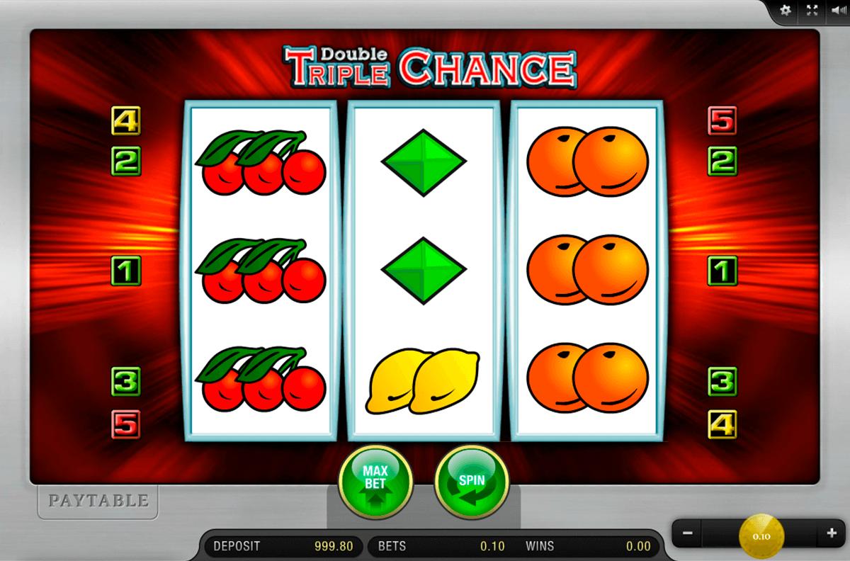 double triple chance merkur tragamonedas gratis