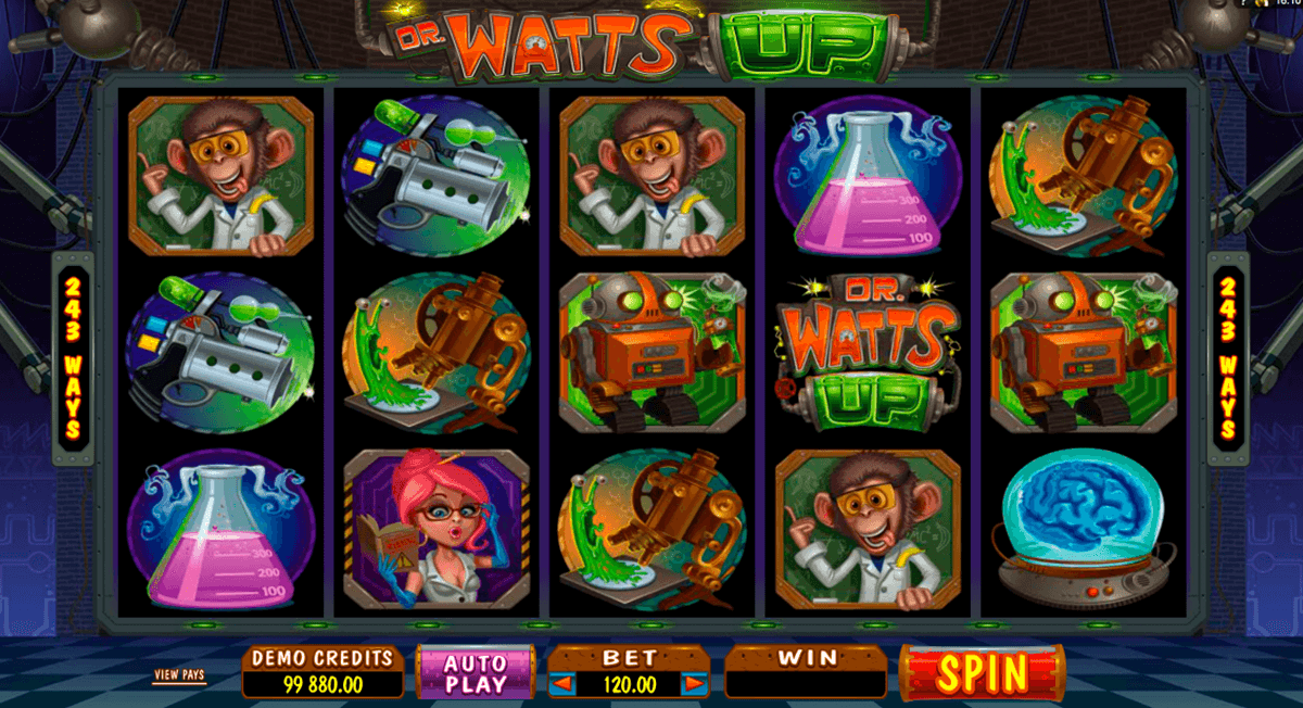 dr watts up microgaming tragamonedas gratis