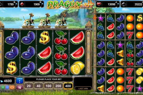 dragon hot egt tragamonedas gratis