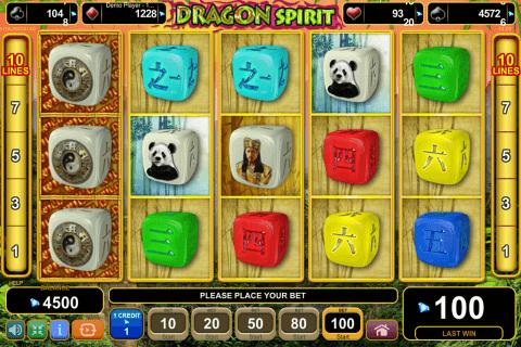 dragon spirit egt tragamonedas gratis