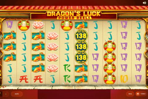 dragons luck power reels red tiger tragamonedas gratis