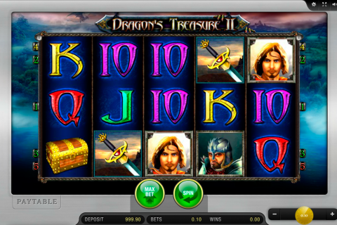 dragons treasure ii merkur tragamonedas gratis
