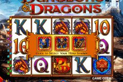 dungeons and dragons igt tragamonedas gratis
