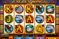 eagles wings microgaming tragamonedas gratis