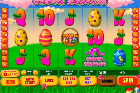 easter surprise playtech tragamonedas gratis