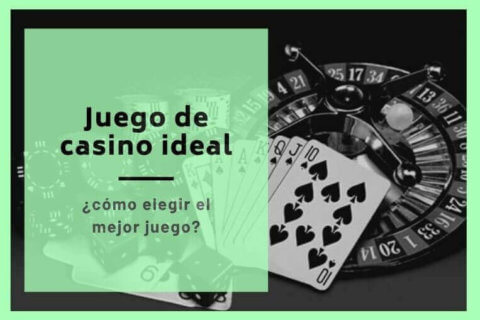 elegir juego ideal