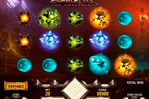 elements netent tragamonedas gratis