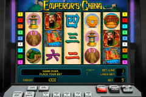 emperors china novomatic tragamonedas gratis