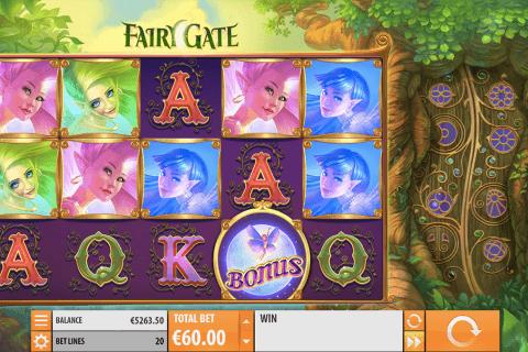 fairy gate quickspin tragamonedas gratis