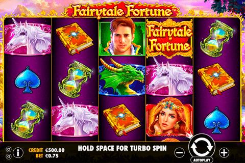 fairytale fortune pragmatic tragamonedas gratis