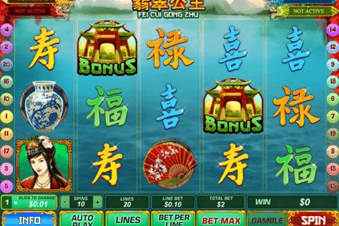 fei cui gong zhu playtech tragamonedas gratis