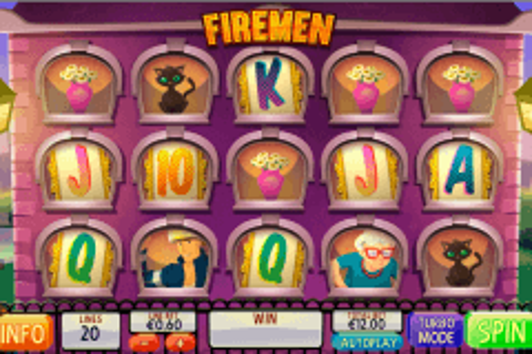 firemen playtech tragamonedas gratis