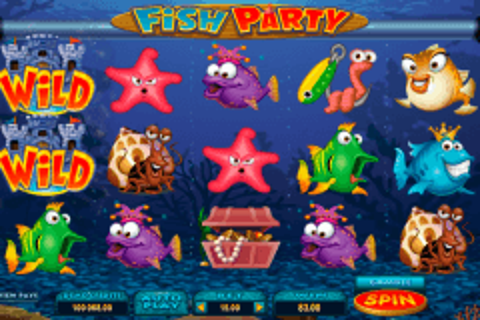 fish party microgaming tragamonedas gratis
