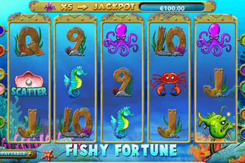 fishy fortune netent tragamonedas gratis