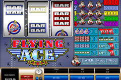 flying ace microgaming tragamonedas gratis