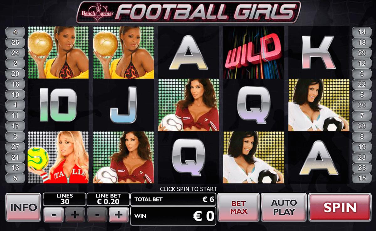 football girls playtech tragamonedas gratis