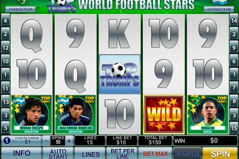 football stars playtech tragamonedas gratis