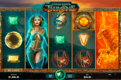 forbidden throne microgaming tragamonedas gratis