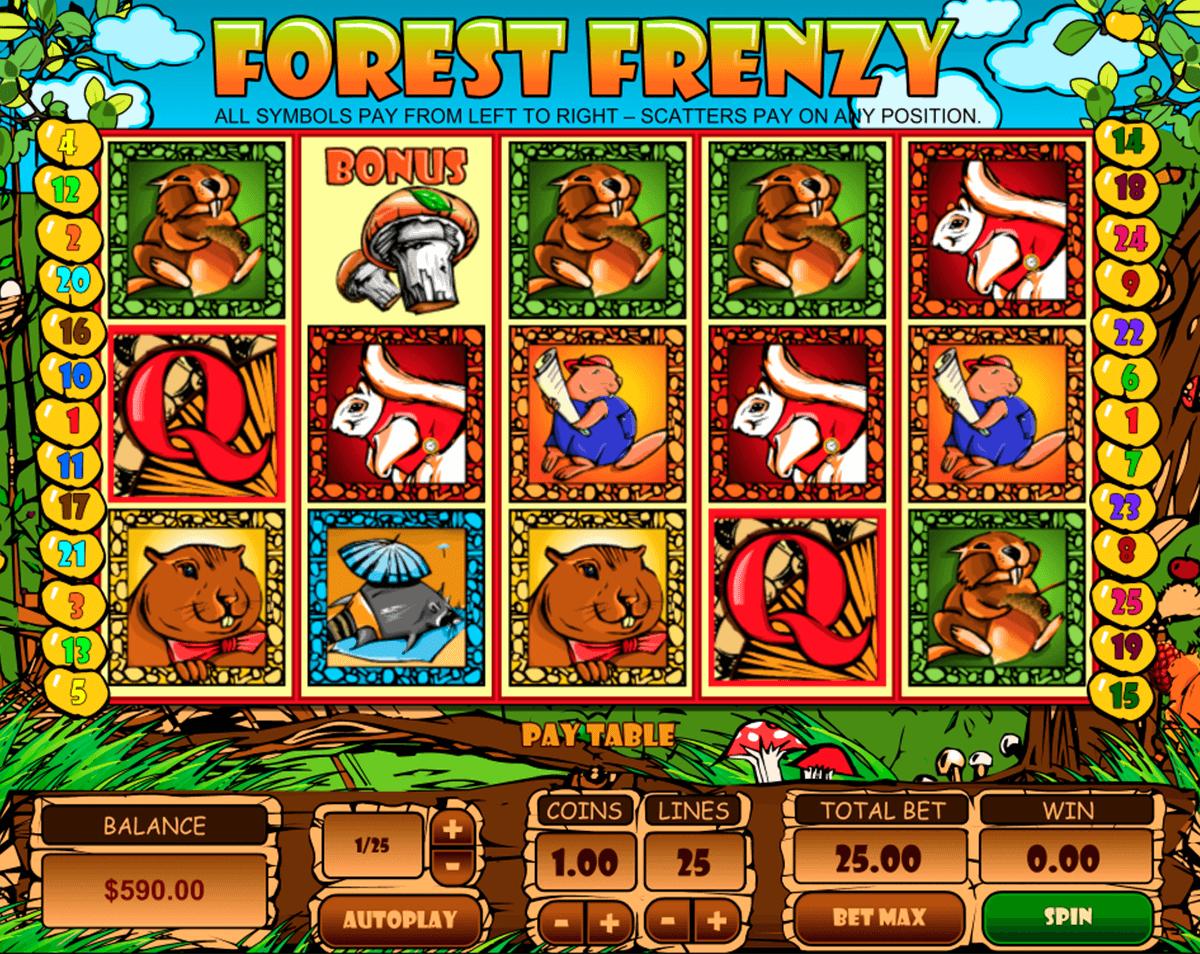 forest frenzy pragmatic tragamonedas gratis