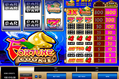 fortune cookie microgaming tragamonedas gratis