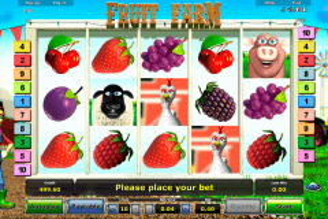 fruit farm novomatic tragamonedas gratis