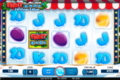 fruit shop christmas edition netent tragamonedas gratis
