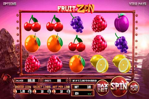 fruit zen betsoft tragamonedas gratis