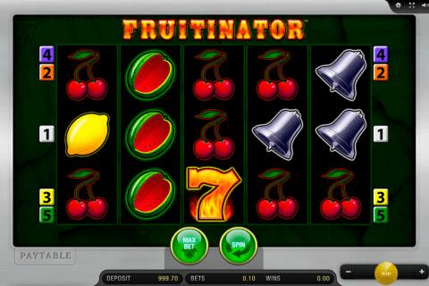 fruitinator merkur tragamonedas gratis