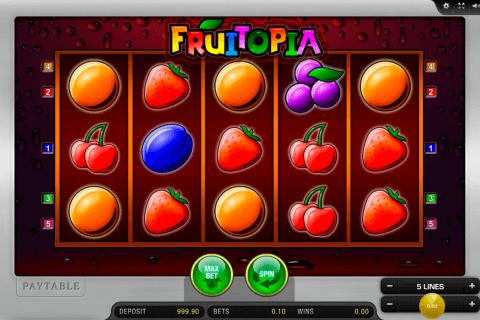 fruitopia merkur tragamonedas gratis