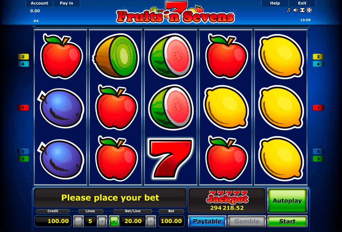 Spiele Sizzlin Fruits - Video Slots Online