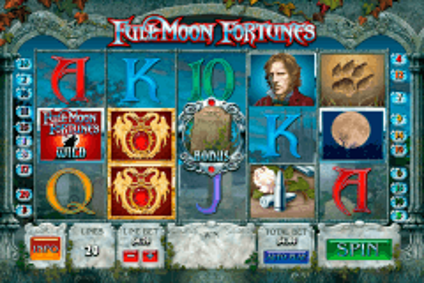 full moon fortunes playtech tragamonedas gratis