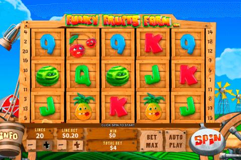funky fruits farm playtech tragamonedas gratis