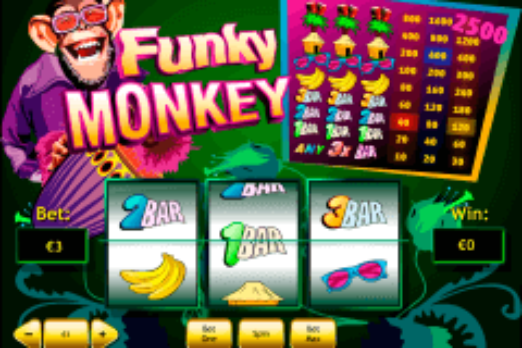 funky monkey playtech tragamonedas gratis