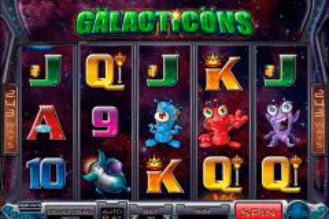 galacticons microgaming tragamonedas gratis