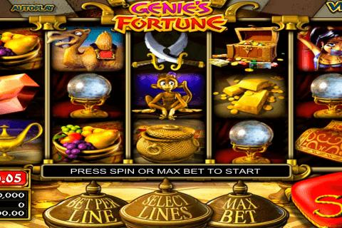 genies fortune betsoft tragamonedas gratis