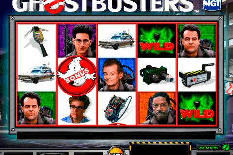 ghostbusters igt tragamonedas gratis