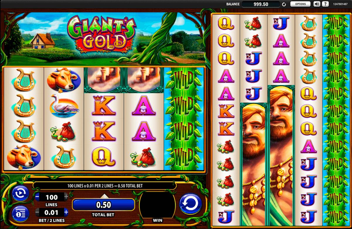 giants gold wms tragamonedas gratis
