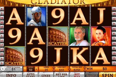gladiator playtech tragamonedas gratis